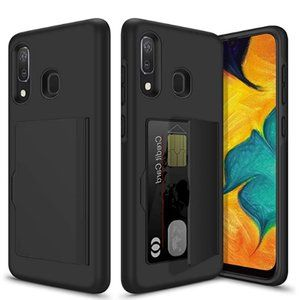 Samsung Galaxy A50 Wallet Card Phone Case